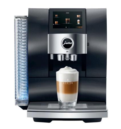 Jura Z10 Dark Inox koffiemachine