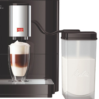melitta passione OT koffiemachine melkreservoir