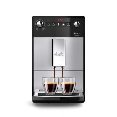 Melitta Purista silver volautomatische koffiemachine