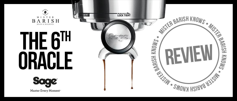 Sage Oracle (Touch): de toekomst van hoogwaardige bean to cup espressomachines