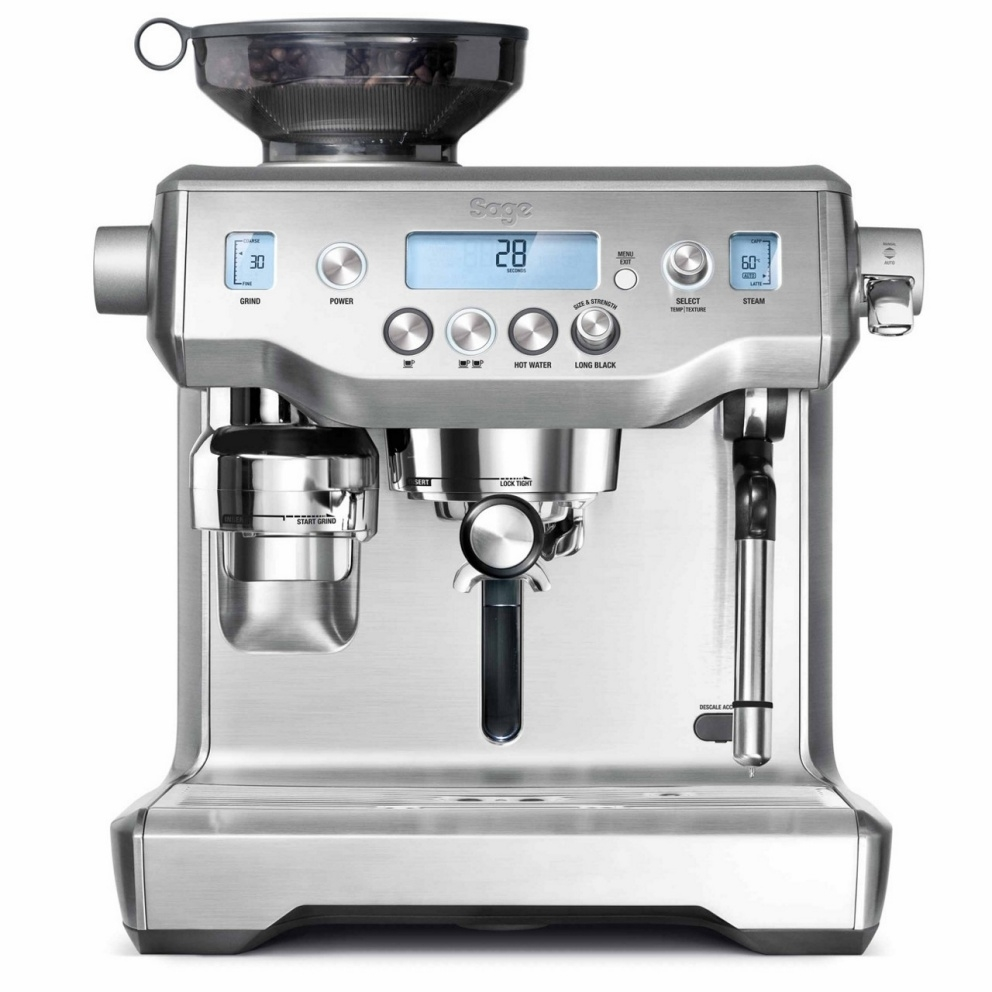Sage Oracle bean to cup espresso machine