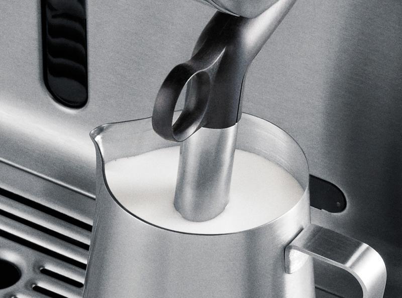 Sage Oracle automatisch melk opschuimen