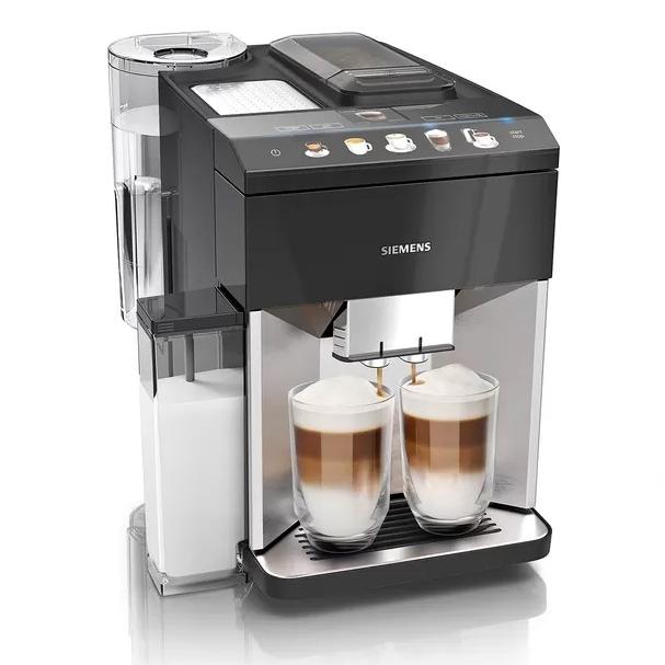 Siemens EQ500 serie koffiemachine Integral Edelstaal - RVS