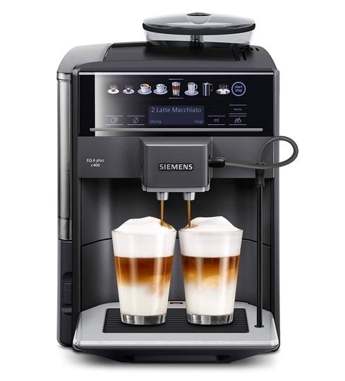 Siemens EQ6 plus S400 koffiemachine