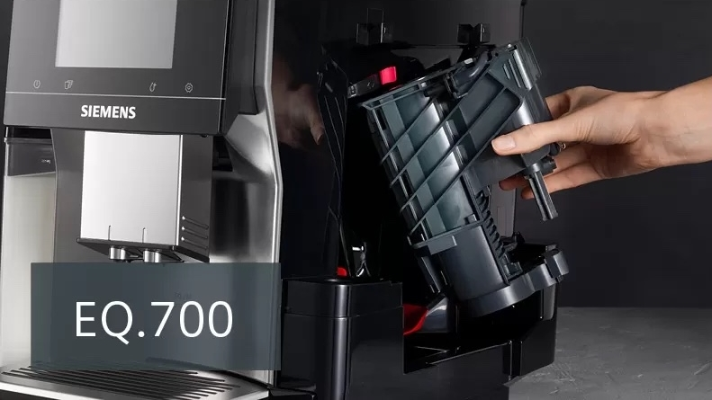 Siemens EQ700 zetgroep