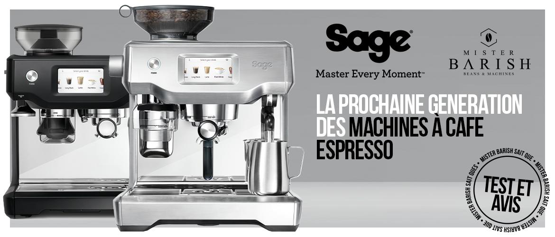 Vous envisagez d'acheter une machine à café Sage ? Voici 5 évaluations, nos astuces et conseils d'achat