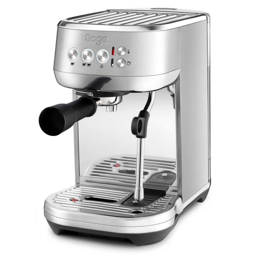 Sage Bambino Plus machine à café - coté
