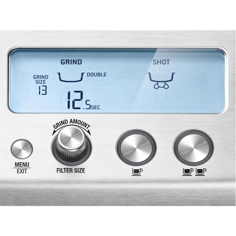 Sage Barista Pro machine à cafe écran LCD