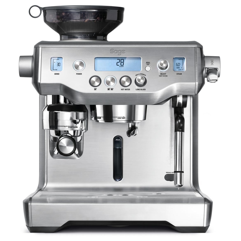 Sage Oracle machine à café