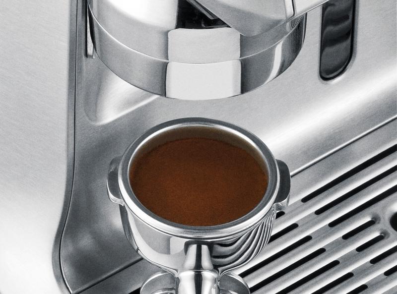 Sage Oracle machine à café pression automatique