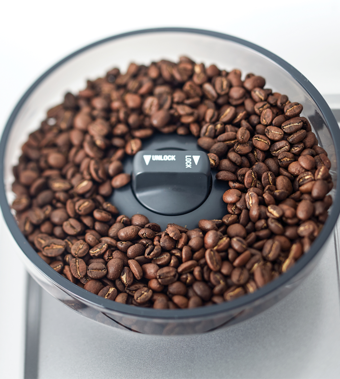 Sage Oracle Touch machine à café reservoir