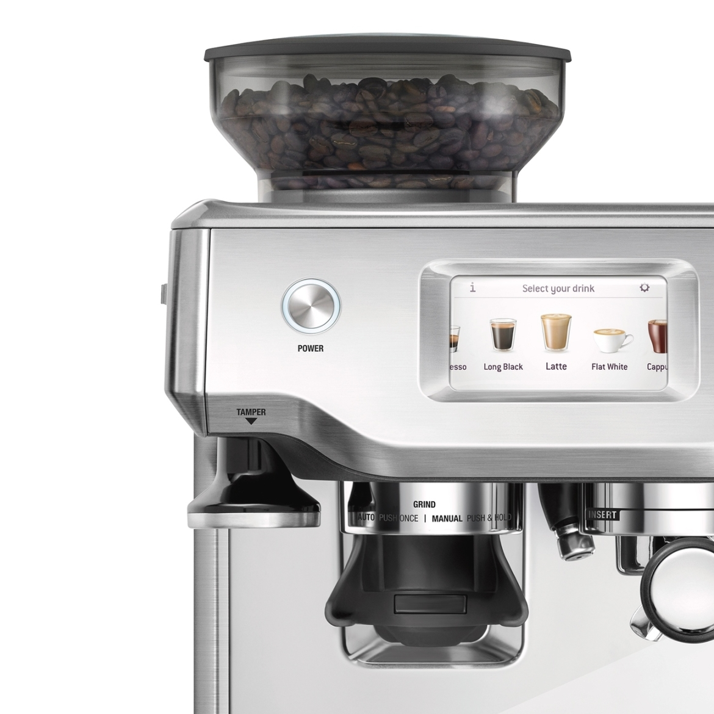 Sage Barista Touch machine à café bac à grains