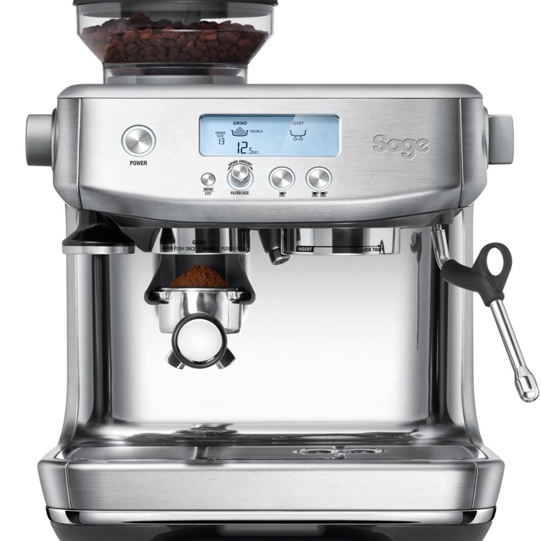 barista pro machine a cafe sage