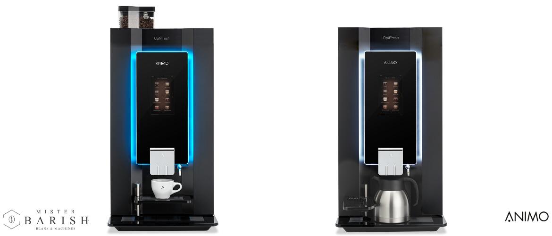 Animo OptiFresh koffiemachine voor liefhebbers van verse filterkoffie