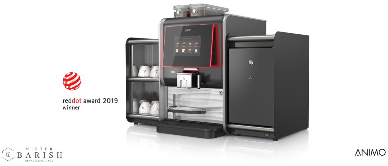 Een Animo koffiemachine is de oplossing voor elk bedrijf