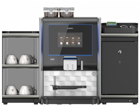 Animo OptiMe koffiemachine voor koffie op het werk