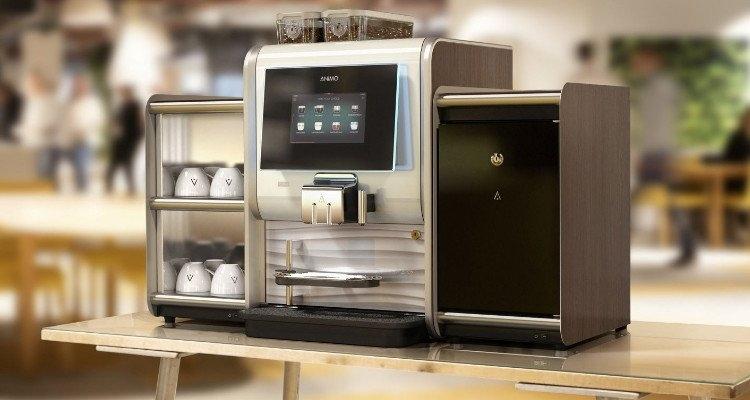 Beste Professionele koffiemachine Animo Optime