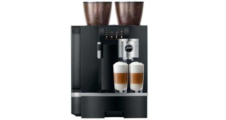 beste professionele koffiemachine Jura Giga X8c