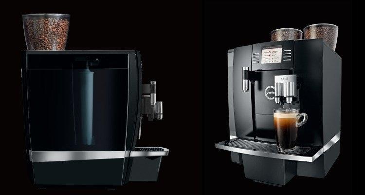 Beste professionele koffiemachine Jura X8