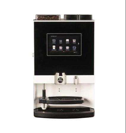 Etna Dorado koffiemachine voor koffie op het werk met Mister Barish