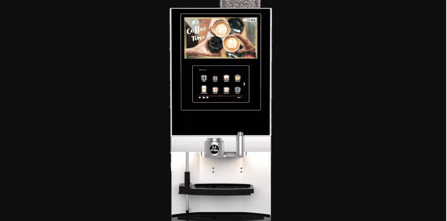 Professionele Etna koffiemachine