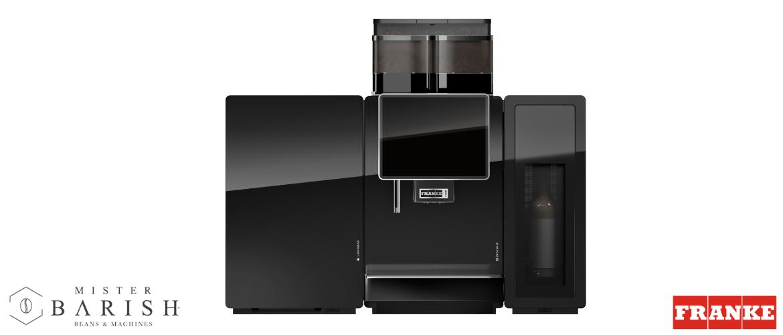 Franke A1000 geeft gepersonaliseerde koffie in een handomdraai