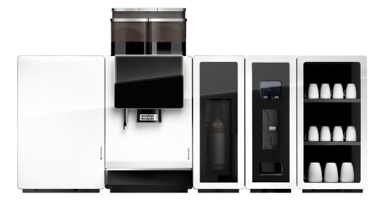 Franke A1000 koffiemachine