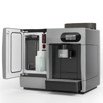 Franke A200 professionele koffiemachine met FoamMaster