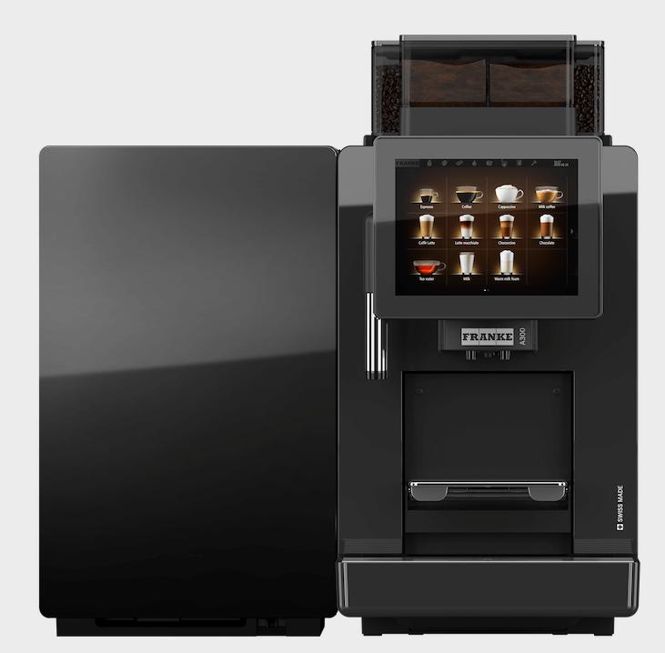 Franke A300 koffiemachine met FoamMaster