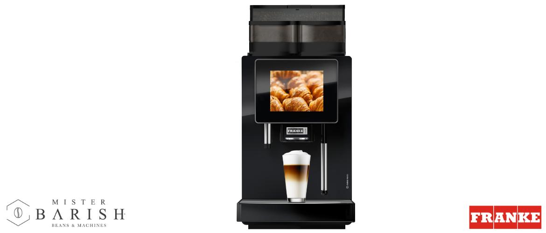 Franke A400 is innovatie in koffie op het werk