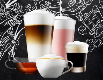 Koffiedranken op het werk met Franke A600 professionele koffiemachine