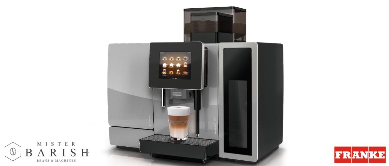 Franke A600 is alles wat je nodig hebt voor perfecte koffie op het werk