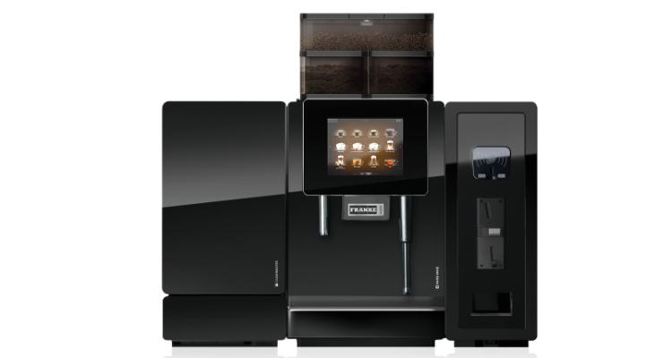 Franke A600 professionele koffiemachine