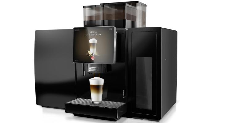 Franke A850 volautomatische koffiemachine