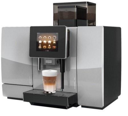 Franke A1000 koffiemachine voor koffie op het werk met Mister Barish