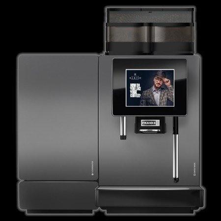 Franke A400 koffiemachine voor koffie op het werk