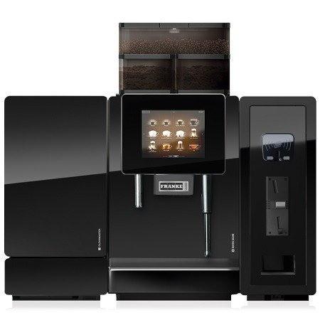 Franke A600 koffiemachine voor koffie op het werk