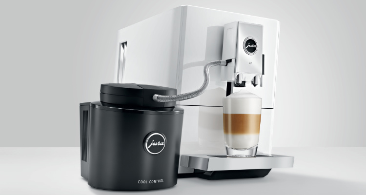 Melk cooler Jura A7 koffiemachine