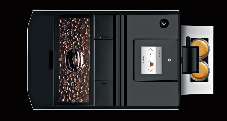 Design Jura A9 koffiemachine