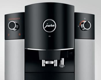 Bediening jura d6 koffiemachine