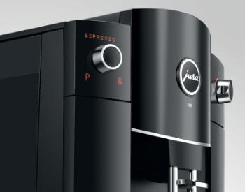bediening jura d60 koffiemachine