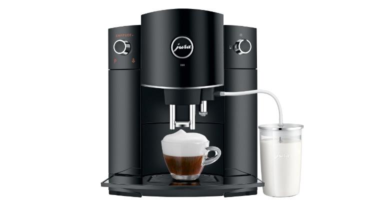 Melk cooler jura d60 koffiemachine