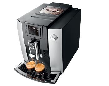Design Jura E6 koffiemachine