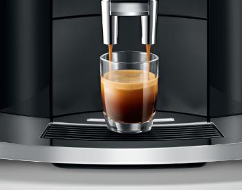 Jura E6 koffiemachine druproster