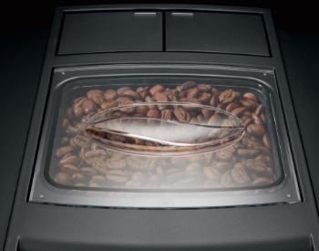 Koffiebonen Jura E6 koffiemachine