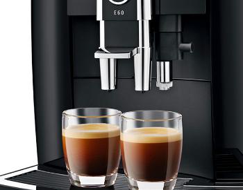 Espresso Jura E60 koffiemachine