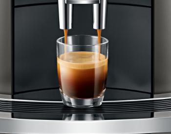 espresso Jura E8 koffiemachine