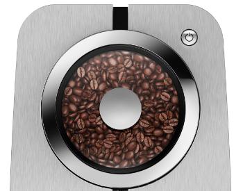 koffiebonen jura ena 8 koffiemachine