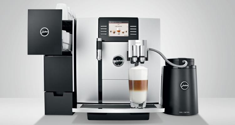Jura Giga 5 koffiemachine modulair