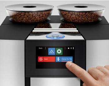 Jura Giga 6 koffiemachine bediening